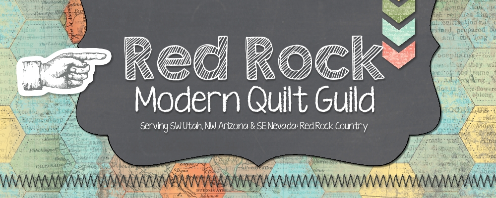 Red Rock Modern Quilt Guild